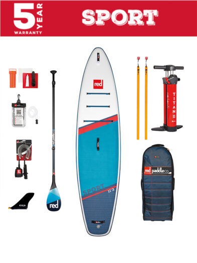 11'3 Red Paddle Co