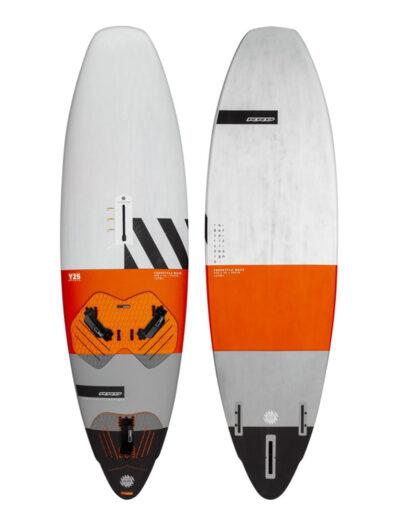 2020 RRD Y25 Freestyle Wave LTE Windsurfing Board