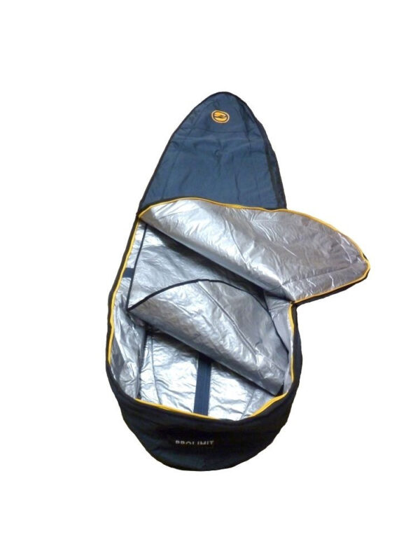 Prolimit Windsurf Performance Double Board Bag – Blue/ Yellow