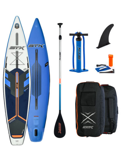 STX 12 6 x 32 Tourer Race Blue Orange