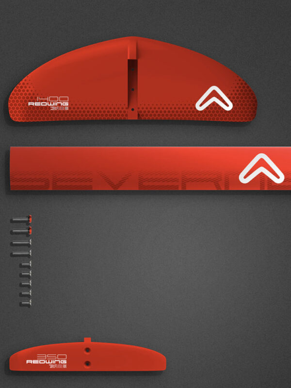 021 Severne Redwing Windsurfing Hydrofoil Image
