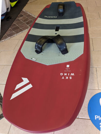Fanatic Sky Wing 5' 75ltr