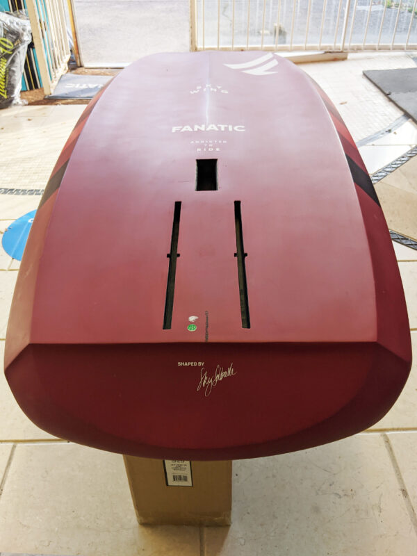 Second Hand Fanatic Sky Wing 5' 75ltr