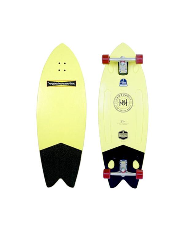 Hamboard Pescadito Land Surfer