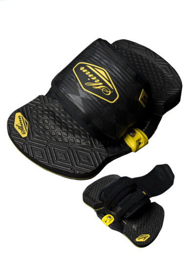 Shinn Sneakers HMT Kitesurfing Foot Pads and Straps