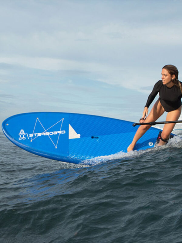2021 Starboard Whopper ASAP Windsurfable 10×34 Action