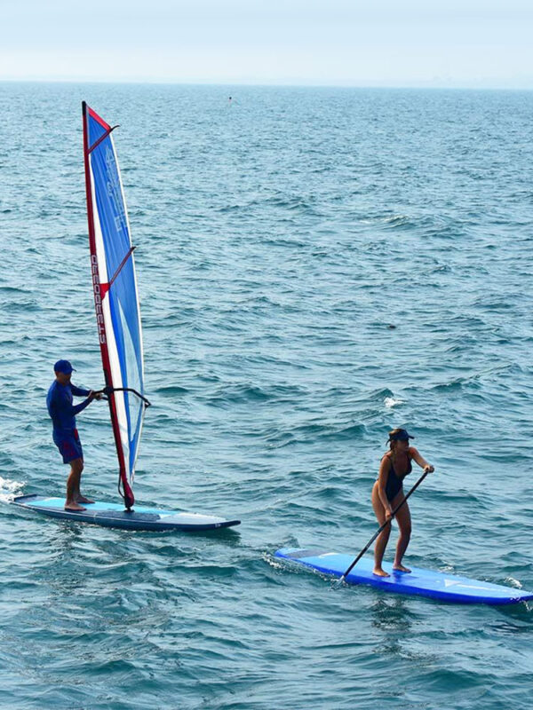 2021 Starboard Whopper ASAP Windsurfable 10x34 Action
