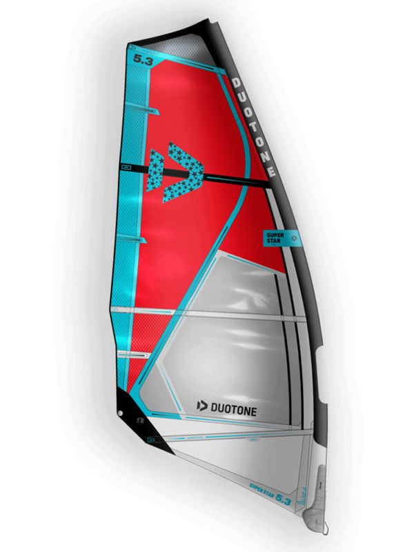 Duotone Super Star Windsurfing Sail