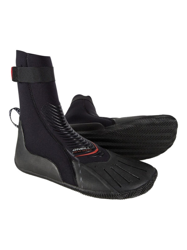 O'Neill 3mm Heat Round Toe Wetsuit Boots 4788