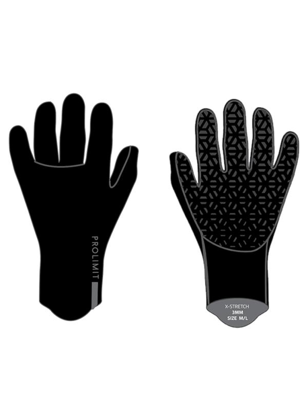 Prolimit Neoprene Q-Gloves X-Stretch 6mm