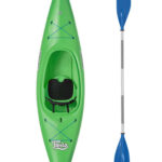 Islander Fiesta Mint - With Palm Drift Paddle