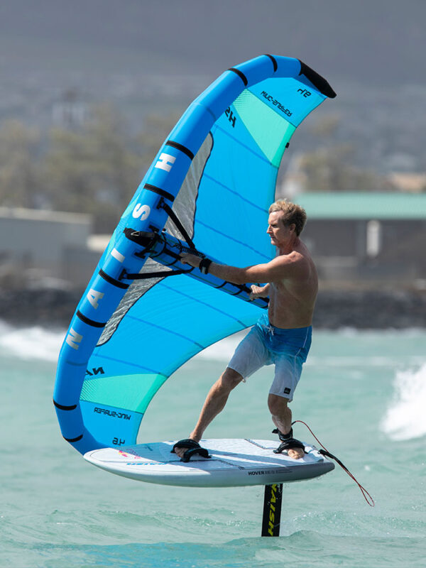 Naish S26 Hover Wing Foil Action Shot
