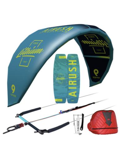 2021 Airush Kitesurfing Package