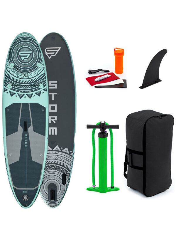 2021 Storm Mint - Inflatable Paddleboard Package