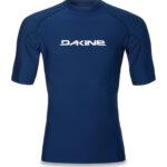 Dakine Heavy Duty Snug Fit Rash Vest SS - Midnight - 10001018