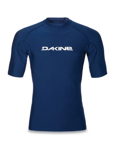 Dakine Heavy Duty Snug Fit Rash Vest SS - Midnight - 10001018
