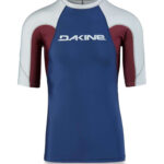 Dakine Heavy Duty Snug Fit Rash Vest SS - Resin - 10001656