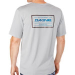 Dakine Inlet Loose Fit Rash Vest - Resin - ON MODEL BACK - 10001659