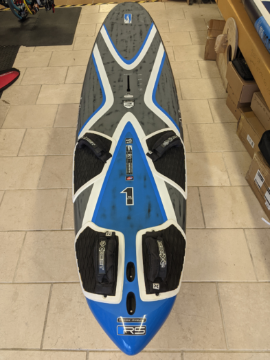 Second Hand Excocet RS1 80ltr ISAF PWA 235 x 55cm