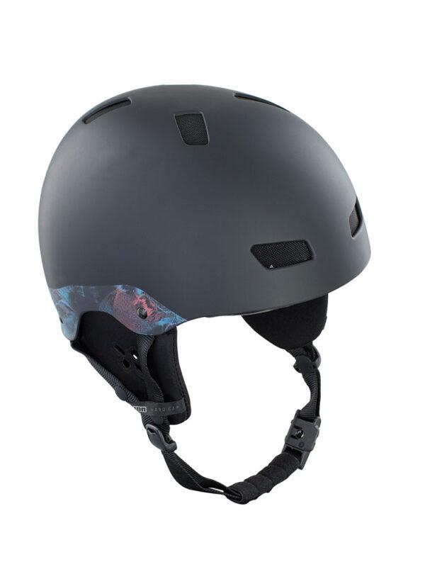 ION Hardcap 3.2 Select Helmet – Black Capsule 48210-7202
