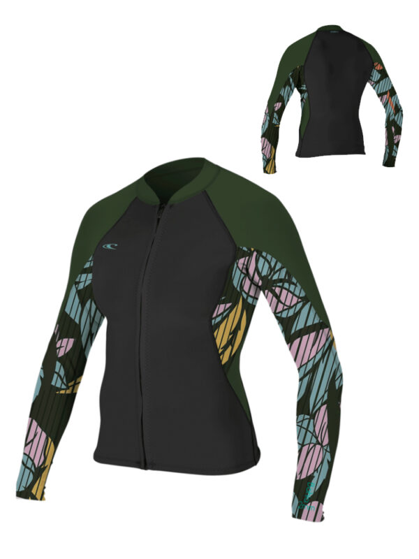 ONeill Bahia Full Zip Jacket 4933