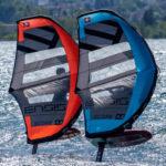 Ensis Wing V3 - Orange & Blue
