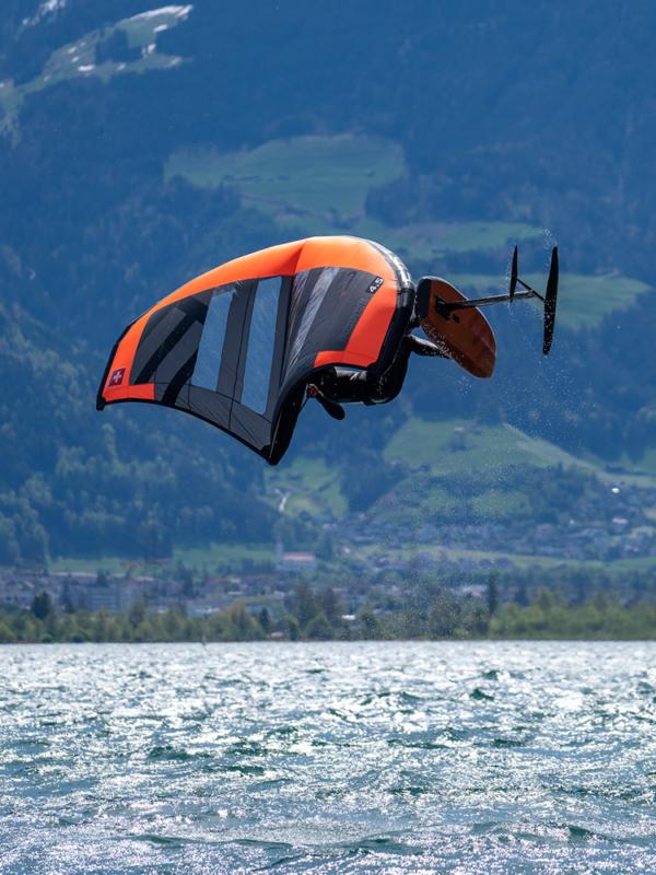 Ensis Wing V3 - Orange