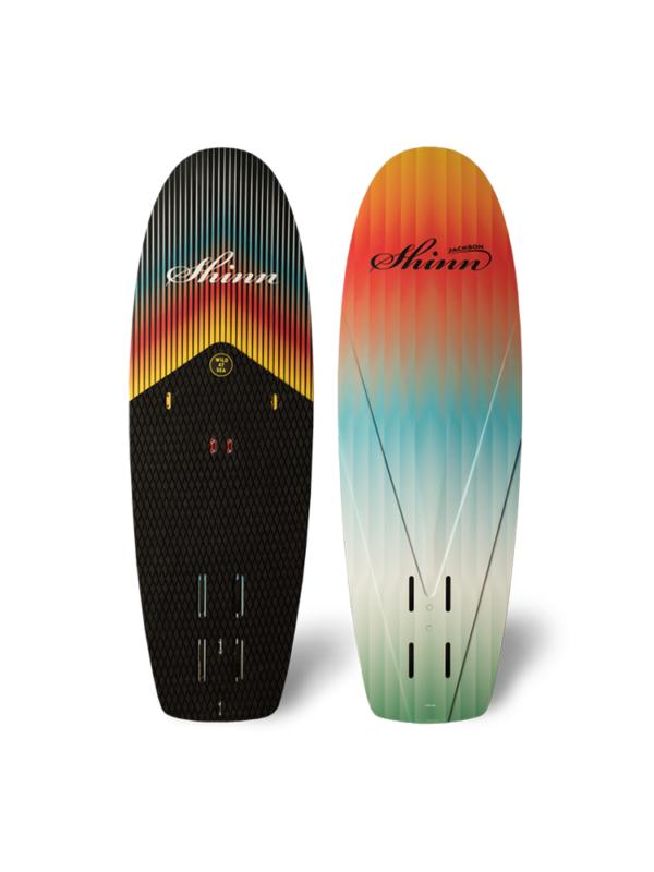 Shinn-Kitesurfing-Foil-Board-Jackson-Chromatic-Sun-Burner