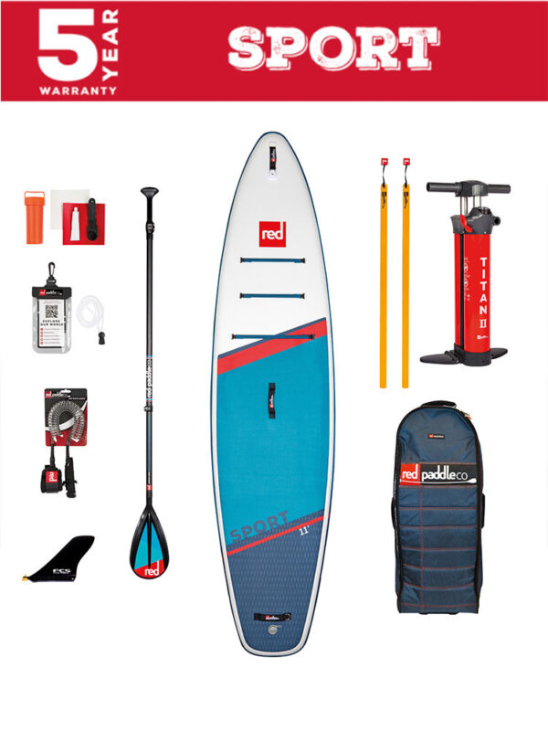 Red Paddle Co 11' Sport