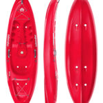 KOA Beach - Coral Red Boat Only