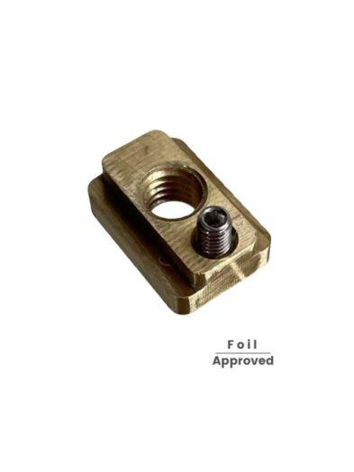 Brass Locking T-Nut