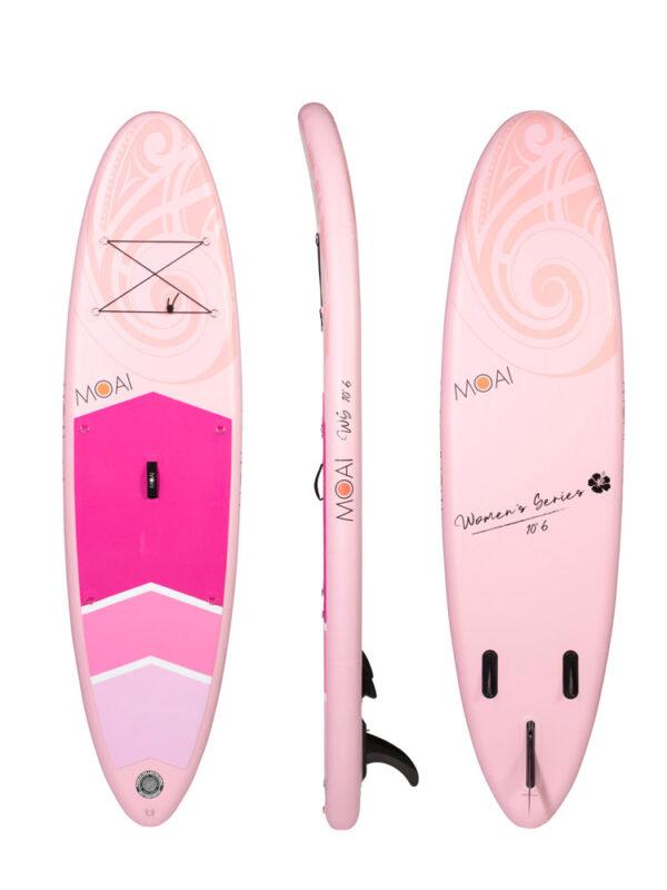 MOAI-10'6-Pink