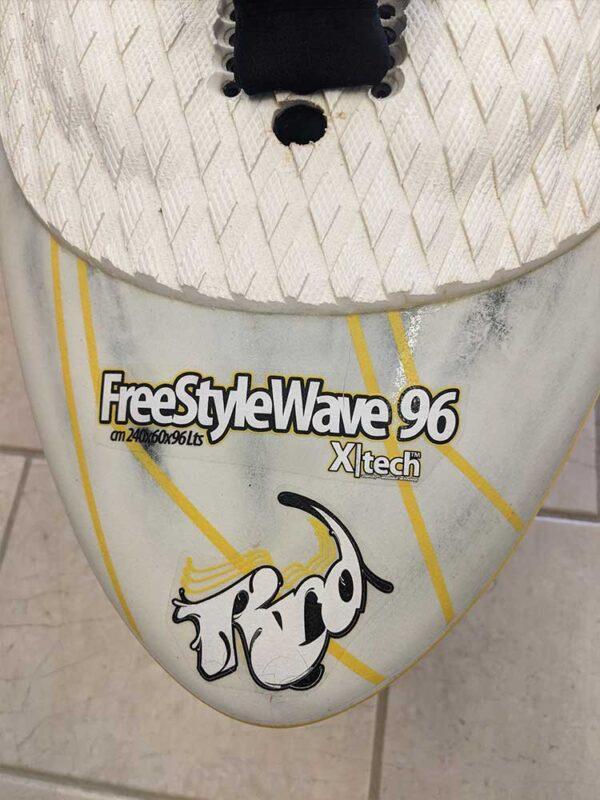 Second Hand RRD FSW 96ltr Tail