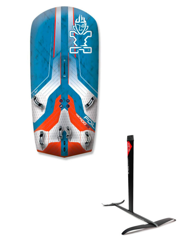 Starboard-Foil-Race-100-Carbon-Reflex-Board-&-Starboard-Race-Plus-Carbon-Hydrofoil-Package