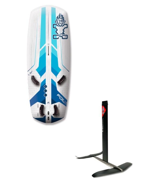 Starboard Freeride Starlite 125L Board & Starboard Freeride Plus Hydrofoil Package