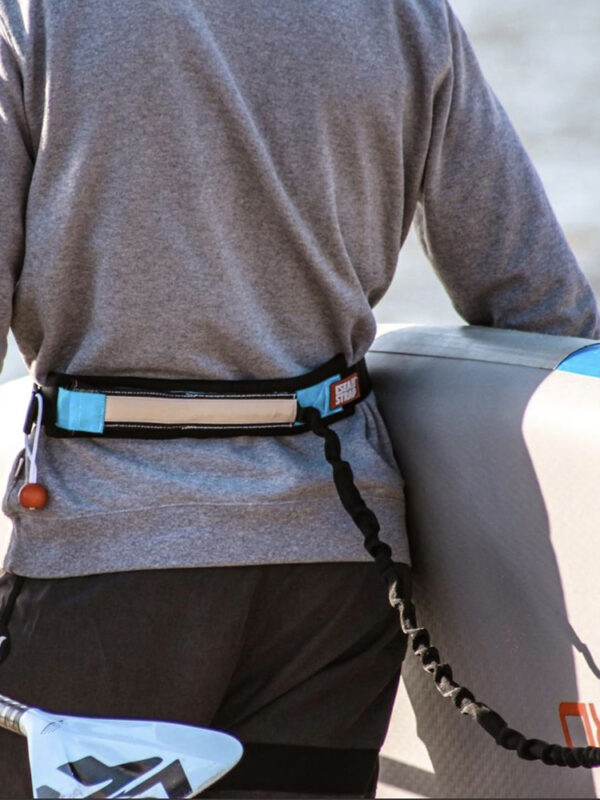 Quick Release Esea Waist Leash for SUP Paddleboarding