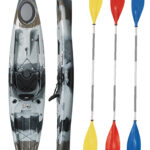 Islander Strike Angler Rock with Paddles