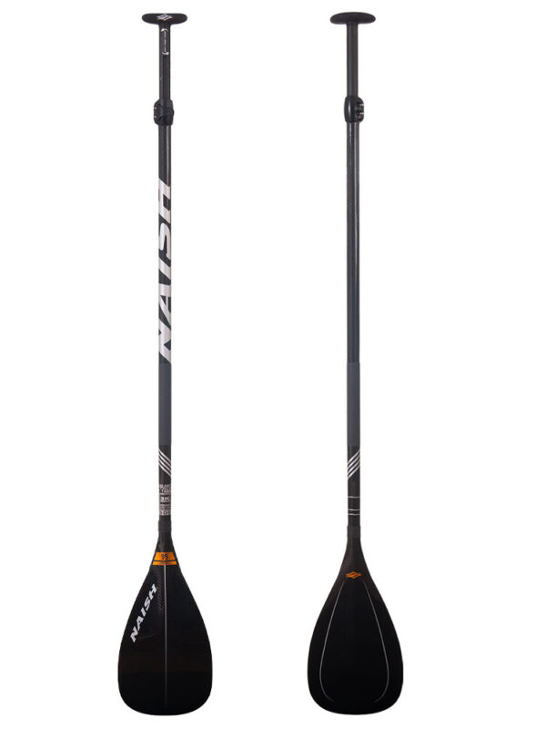 Naish S26 Carbon Plus+ Vario SDS 85 & 90 in² Adjustable Paddle