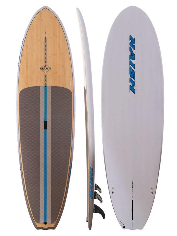 Naish S26 Mana 9'5″ x 32″ GTW Paddleboard