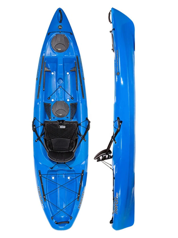 Wilderness Systems Tarpon 100 Kayak Blue Boat Only
